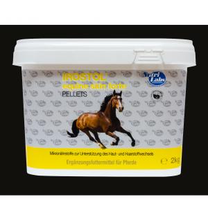 Irostol equine skin forte.