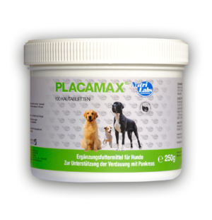 Placamax Hund.